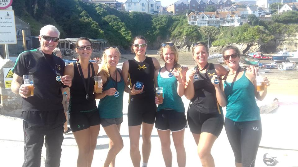 Newquay County Championships Ladies Results 2018