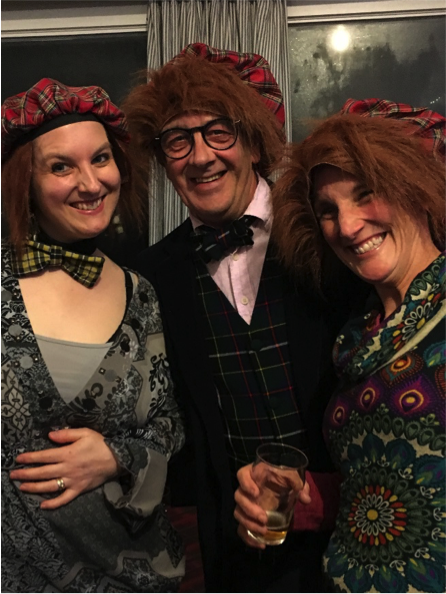 Burns Night at Helford River Gig Club